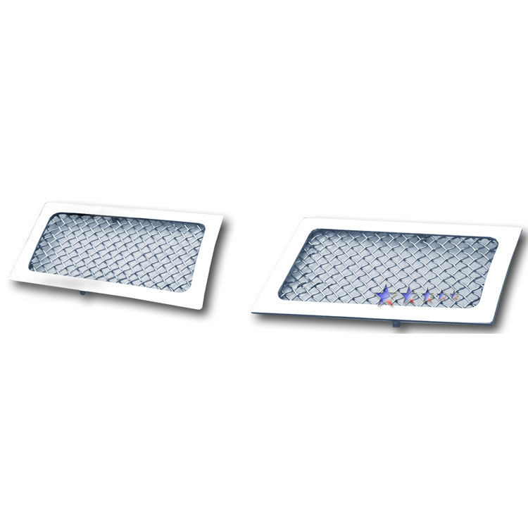 APS® Lower Chrome Mesh Grille