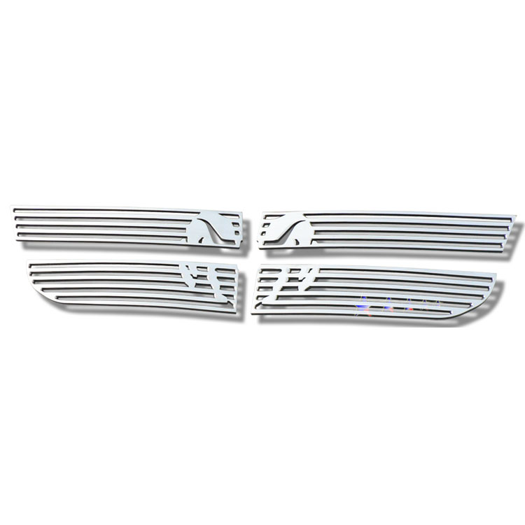 APS® Upper Chrome Symbolic Grille