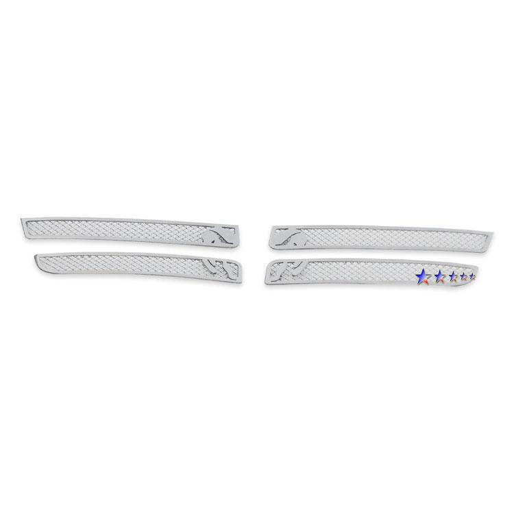 APS® Upper Chrome Symbolic Grille