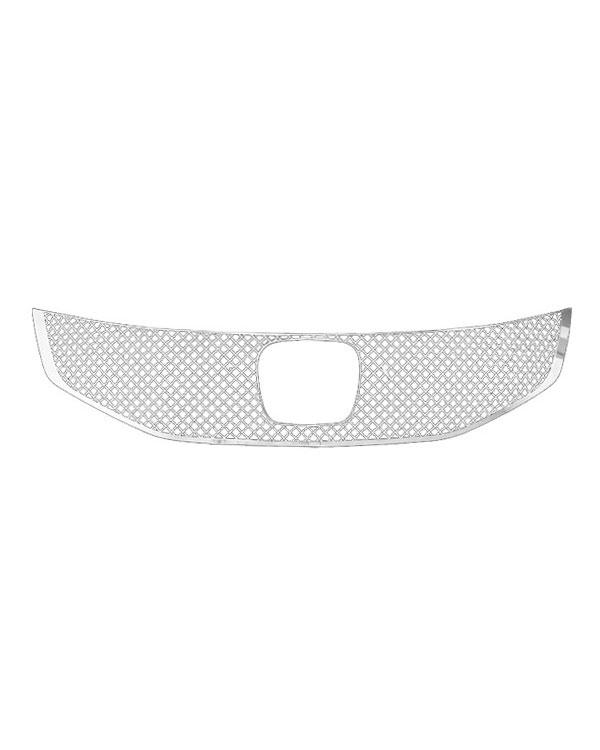 APS® Upper Chrome X Mesh Grille