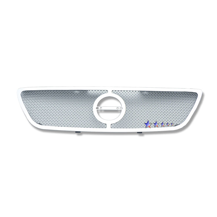 APS® Upper Chrome Mesh Grille