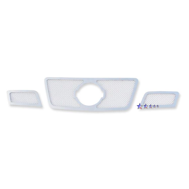 APS® Upper Chrome Mesh Grille