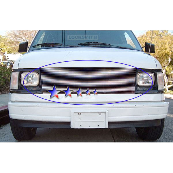 APS® Chevrolet Astro 1985-1994 Upper Billet Grille